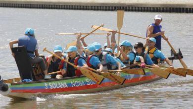 Smocze łodzie na start!