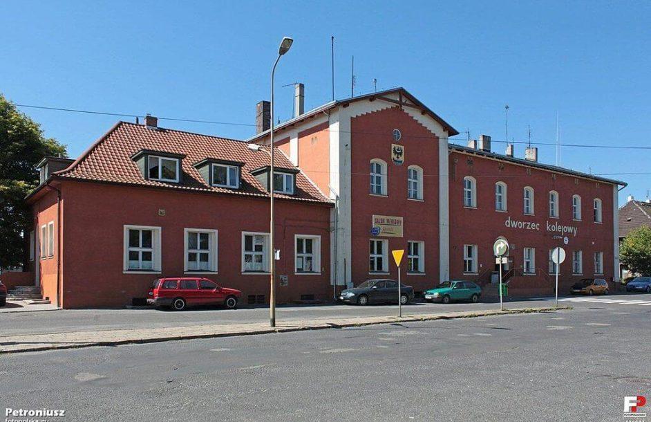 Dworzec w Nowej Soli wchodzi w XXI wiek
