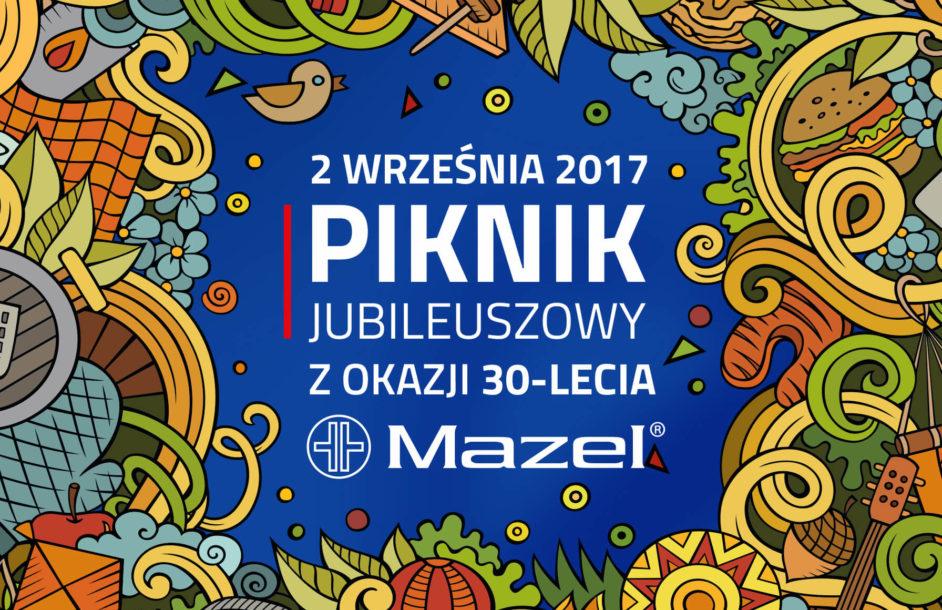 30-lecie firmy Mazel