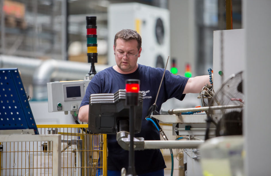 Rusza rekrutacja: Nord zatrudni 12 operatorów maszyn CNC!