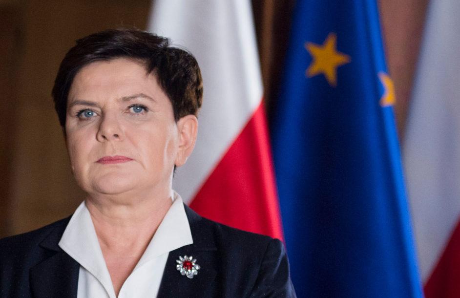 Beata Szydło w Zielonej Górze