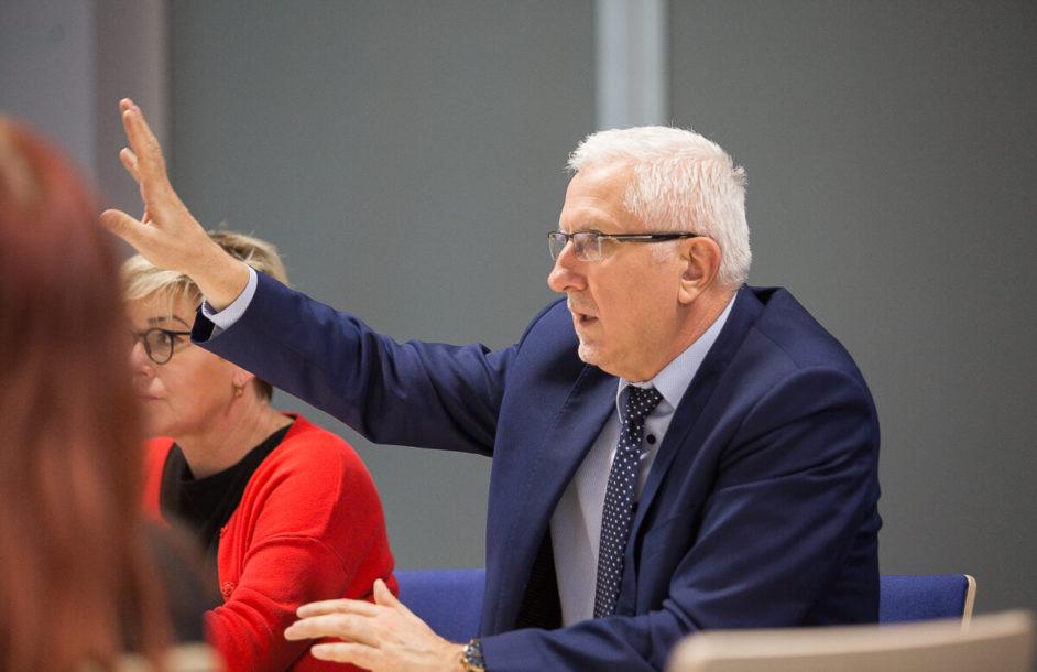 Wadim Tyszkiewicz zmienia decyzję. Wystartuje w wyborach!