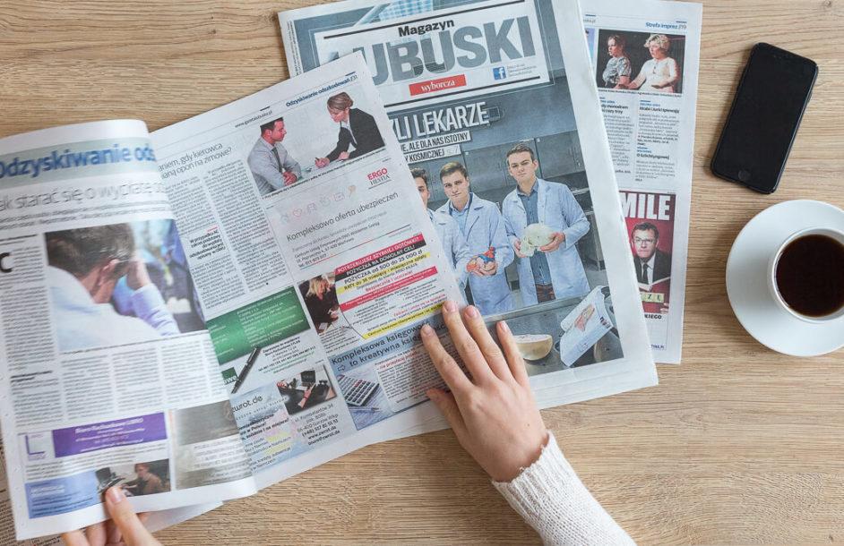 Piątkowy przegląd prasy (15)