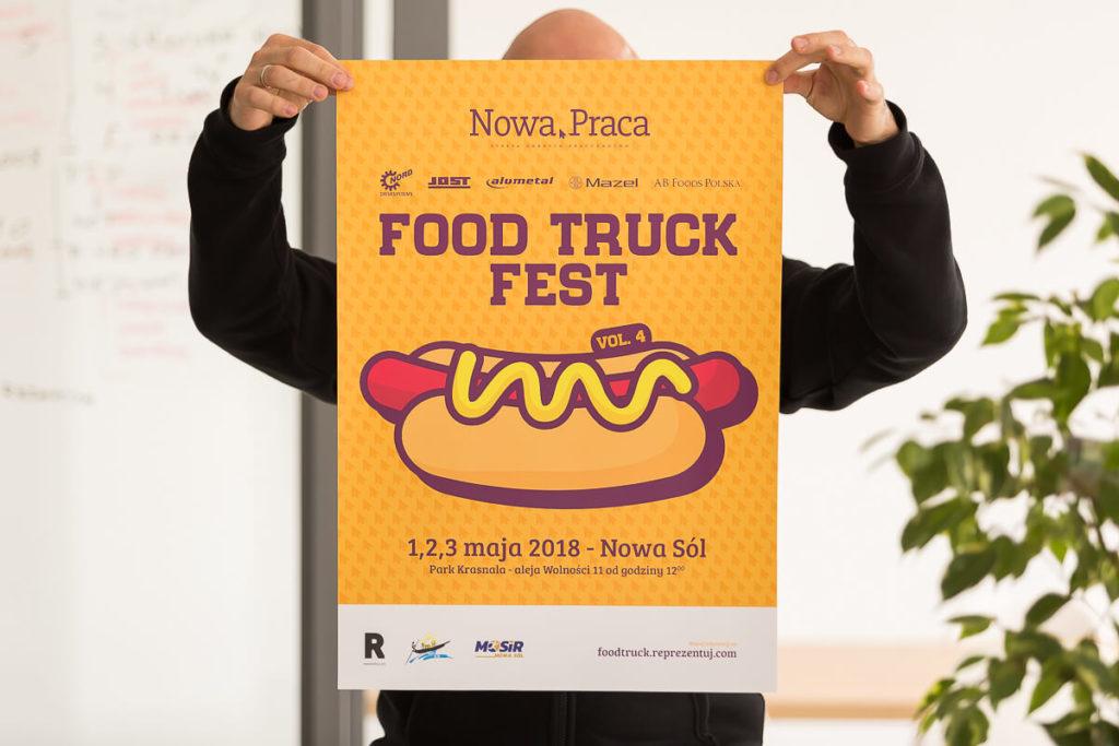 Majówka w Nowej Soli Food Truck Fest vol 4