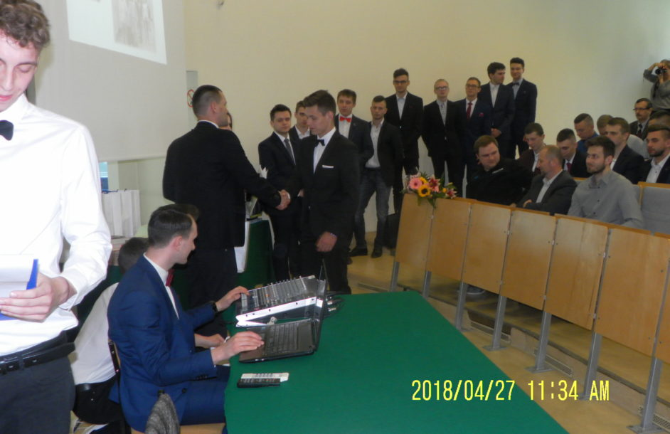 """NORD wręczył Certyfikaty uczniom zielonogórskiego """"Elektronika"""""""