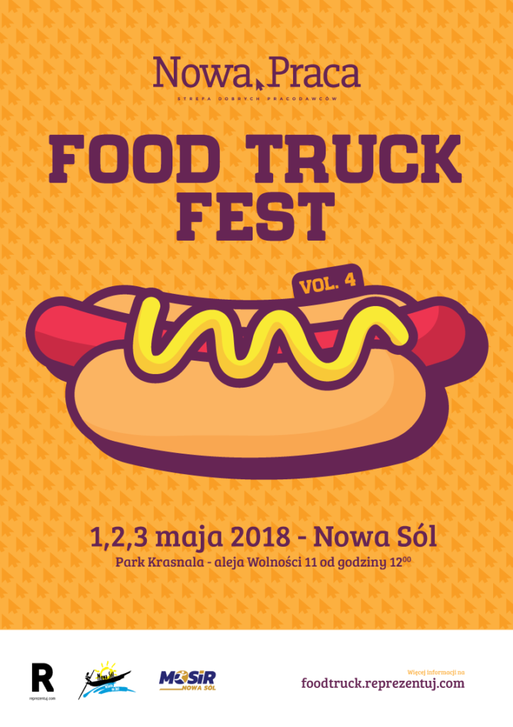 Food Truck Fest w Nowej Soli