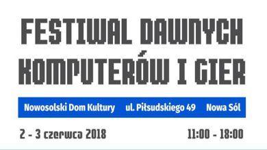 Festiwal Dawnych Komputerów i Gier w Nowej Soli
