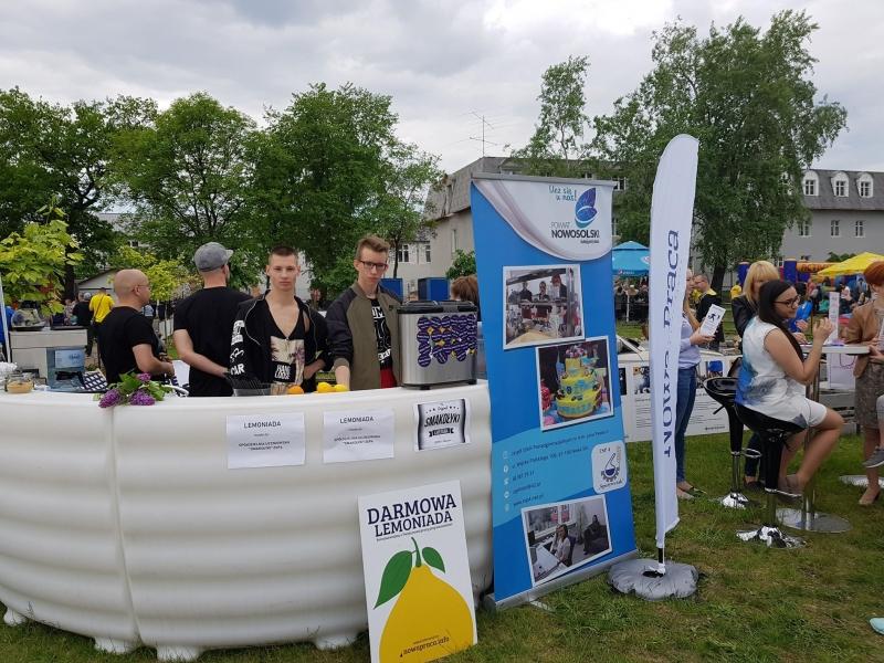 Food Truck Fest z lemoniadą Nowa Sól