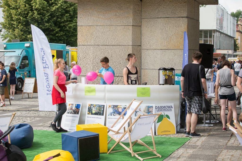 Food Truck Fest i Nowa Praca Zielona Góra