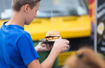 Food Trucki i akcja charytatywna