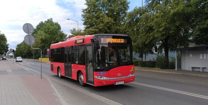 Nowosolskie autobusy jedne z najnowocześniejszych w Europie