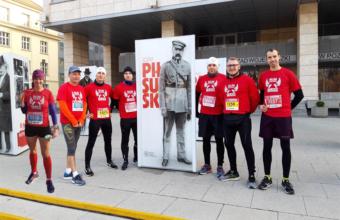 Pracownicy JOST na starcie Biegu Niepodległości w Poznaniu