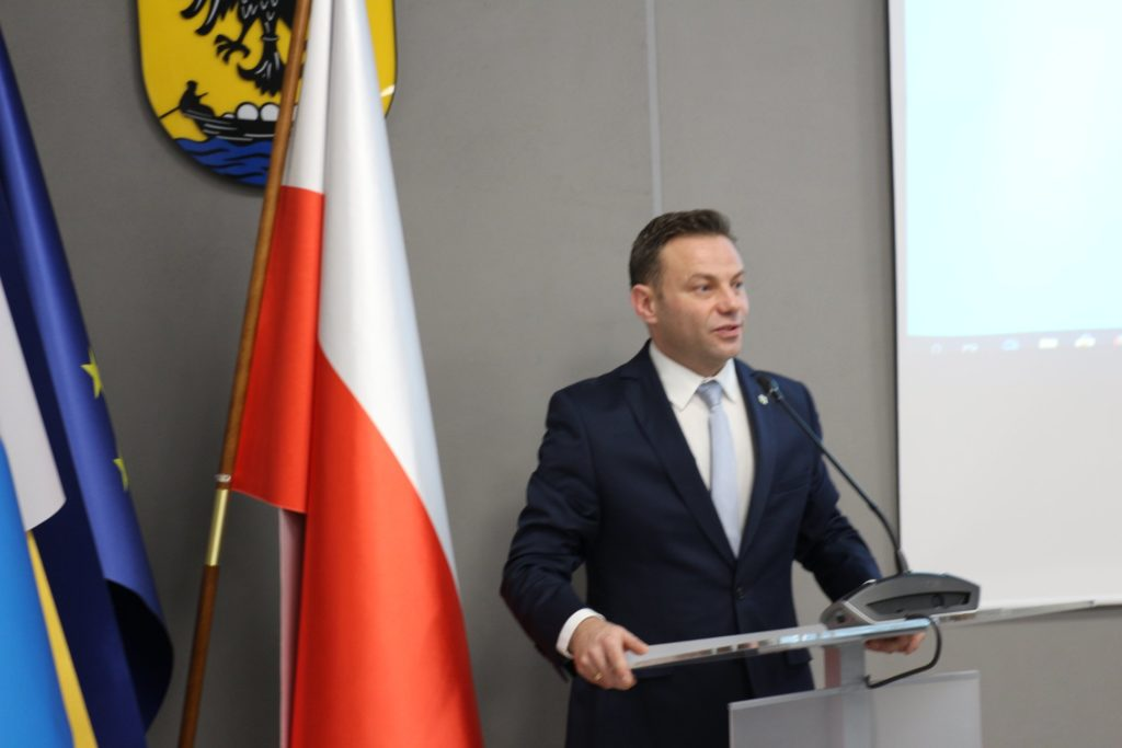przewodniczący sesji rady miasta nowa sól