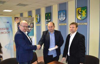 Firma NORD Napędy będzie wspierać uczniów z CKZiU Elektryk w Nowej Soli