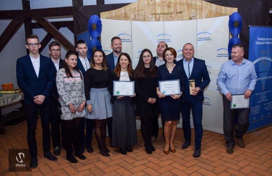 Nowa Praca z główną nagrodą w Konkursie Biznes Wrażliwy Społecznie!