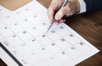Planowanie urlopów. Ile będzie wolnego w 2019 roku?