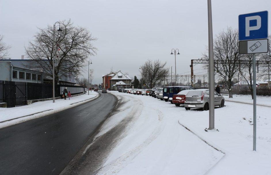 Parking przy Dworcu PKP będzie płatny?