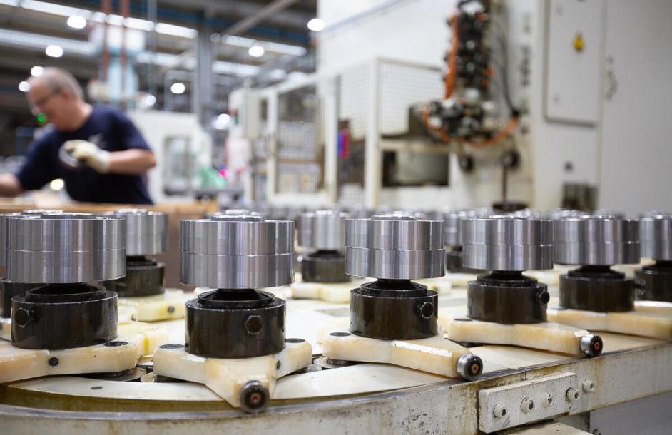 NORD Napędy szuka operatorów maszyn CNC