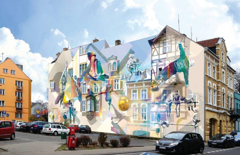 Mamy już projekt na mural!