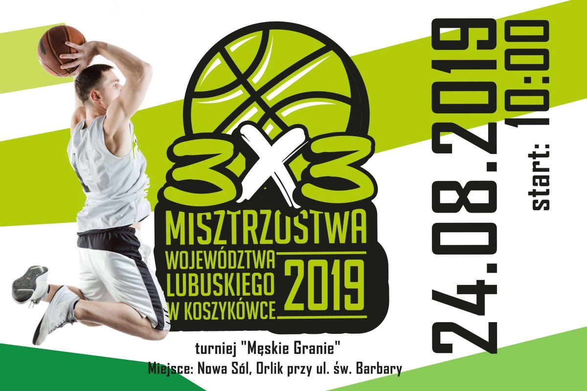 Streetball Męskie Granie 2019