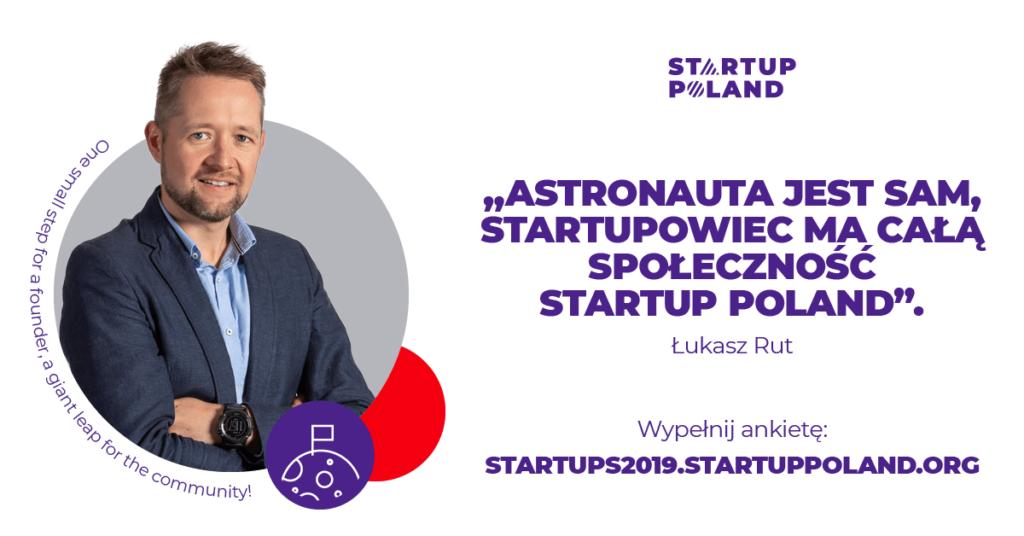 Startup Poland influencer
