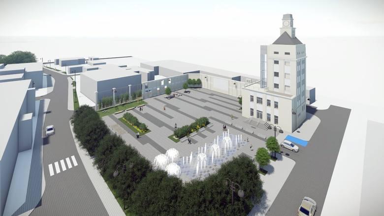 Rewitalizacja dawnej fabryki nici Odra