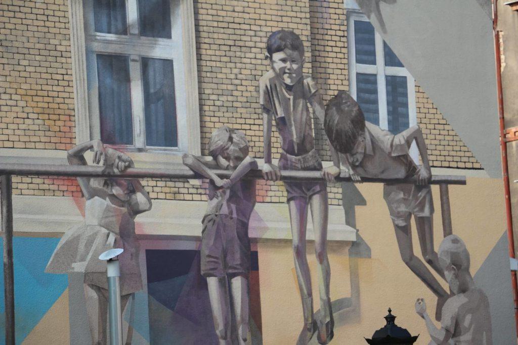 nowa sól mural