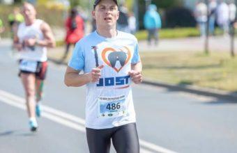 II. wyzwanie biegowe w JOST