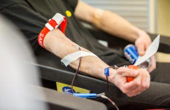 Ile krwi oddał NORD w tym roku?