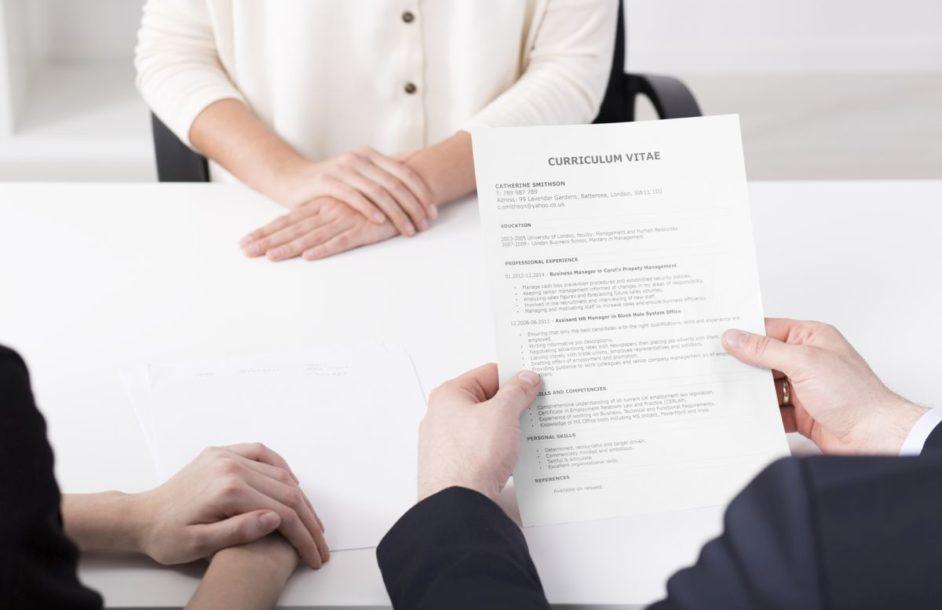 Jak nie pisać CV? Najczęściej popełniane błędy.