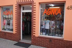 Sklep odzieżowy AGMA