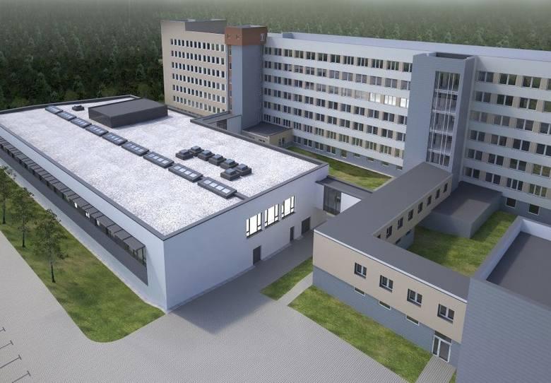 Nowy blok operacyjny w nowosolskim szpitalu