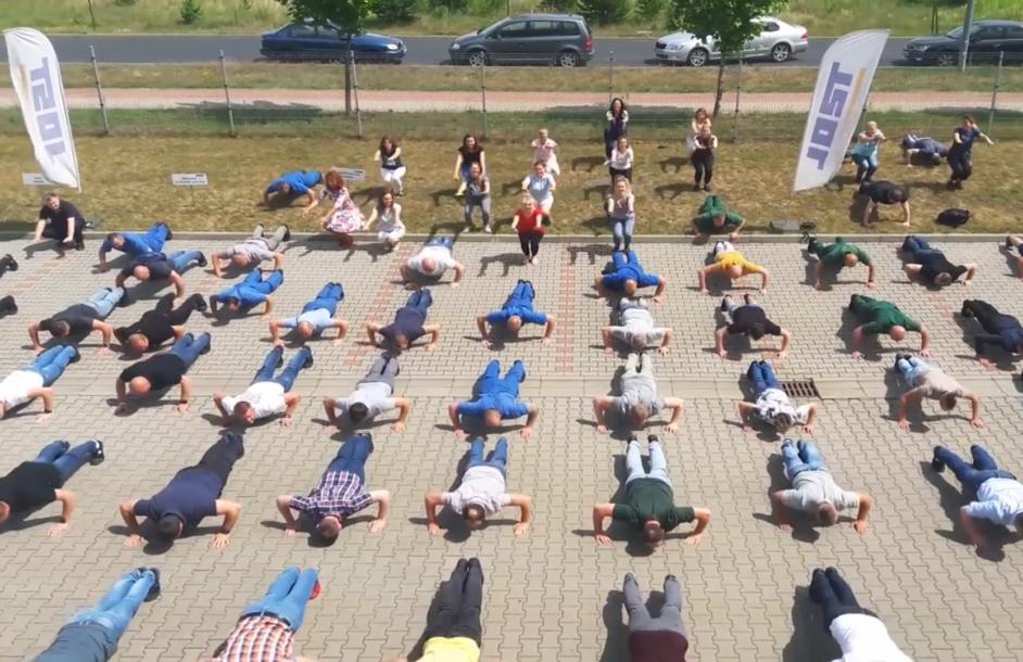 JOST dołącza do #GaszynChallenge