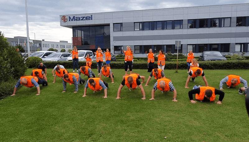 Mazel też angażuje się w #GaszynChallenge!