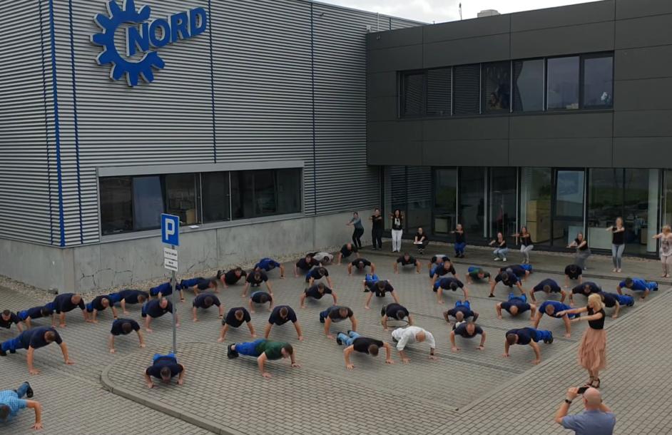 Nord pomaga Mii i bierze udział w #GaszynChallenge
