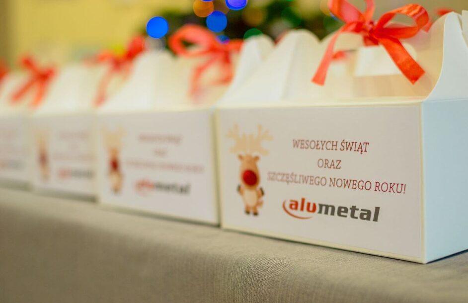 Święta w firmie Alumetal