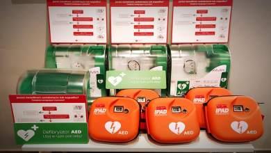 Defibrylatory na ulicach Nowej Soli