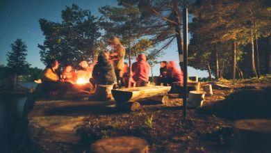 Urodzinowe ognisko w Nowej Soli